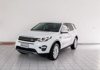 Land Rover DISCOVERY DISCOVERY SPORT SE