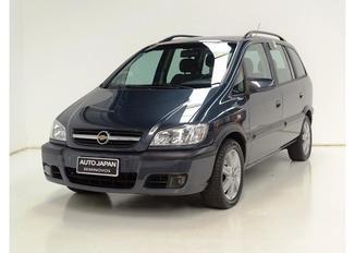 Chevrolet Zafira Elegance 2.0 Mpfi Flexpower 8V 5P