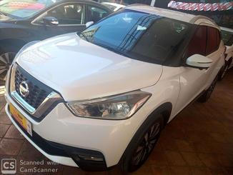 Nissan KICKS 1.6 16V FLEX SL 4P XTRONIC