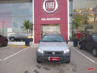 Fiat STRADA 1.4 MPI HARD WORKING CD 8V FLEX 3P MANUAL