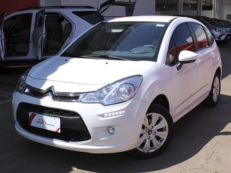 Citroën C3 1.2 STYLE EDITION 8V FLEX 4P MANUAL