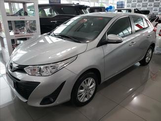 Toyota YARIS 1.3 16V FLEX XL MULTIDRIVE