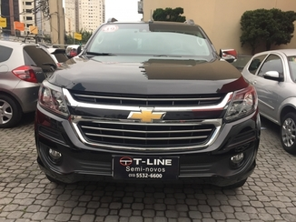 Chevrolet S10 2.5 LTZ 4X4 CD 16V FLEX 4P AUTOMÁTICO