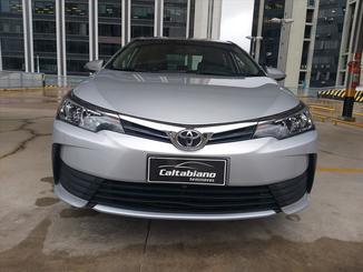 Toyota COROLLA (NEW) COROLLA GLI UPPER 1.8L FFV CVT 18/19