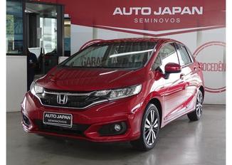 Honda Fit EXL 1.5 Flex 16V 5P Aut
