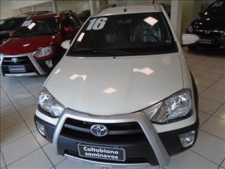 Toyota ETIOS ETIOS HATCH CROSS 1.5 15/16
