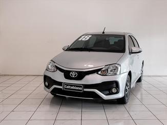 Toyota ETIOS ETIOS HATCH PLATINUM AT 17/18