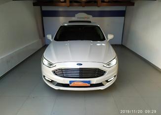 Ford Fusion 2.0 Titanium Awd 16V Gasolina 4P Automatico