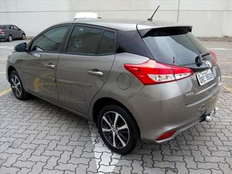 Toyota YARIS 1.5 16V FLEX XS MULTIDRIVE