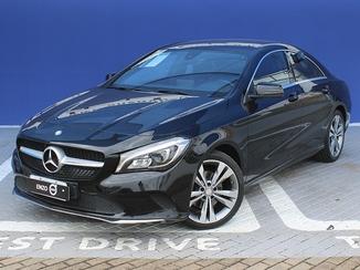 Mercedes Benz CLA 200 1.6 VISION 16V FLEX 4P AUTOMÁTICO