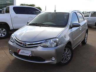 Toyota ETIOS 1.5 XLS 16V FLEX 4P AUTOMÁTICO