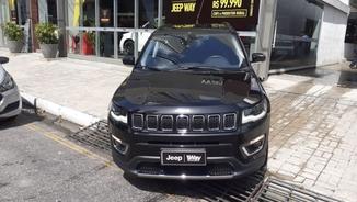 Jeep COMPASS 2.0 16V FLEX LIMITED AUTOMATICO