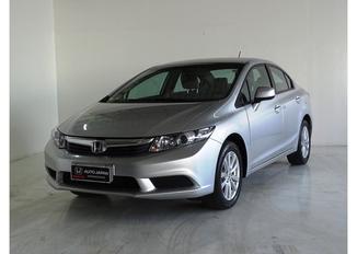 Honda Civic LXS 1.8 Flex 16V Aut. 4P