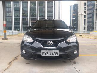 Toyota ETIOS HB ETIOS HB PLT 1.5 AT