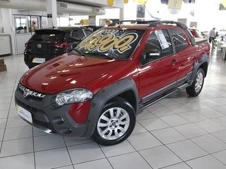 Fiat STRADA 1.8 MPI ADVENTURE CD 16V FLEX 3P AUTOMATIZADO