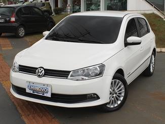 Volkswagen GOL 1.6 MI HIGHLINE 8V FLEX 4P MANUAL