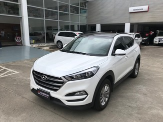 Hyundai NEW TUCSON GLS 1.6 GDI TURBO