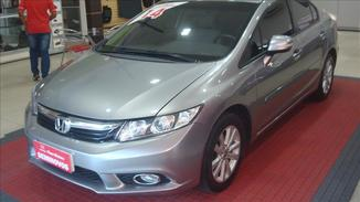 Honda CIVIC 2.0 LXR 16V