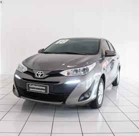 Toyota YARIS YARIS SEDAN XL AT 19/19