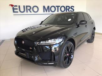 Jaguar F-PACE 3.0 V6 Supercharged S AWD
