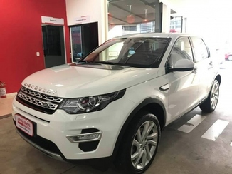 Land Rover DISCOVERY SPORT 2.0 16V TD4 TURBO DIESEL HSE LUXURY 4P AUTOMATICO
