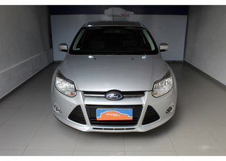 Ford Focus 1.6 S 16V Flex 4P Manual