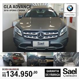 Mercedes Benz GLA 200 1.6 CGI Advance 7g-dct