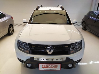 Renault DUSTER OROCH 2.0 16V FLEX DYNAMIQUE 4P AUTOMATICO