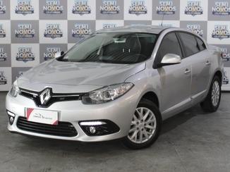 Renault FLUENCE 2.0 DYNAMIQUE 16V FLEX 4P AUTOMÁTICO