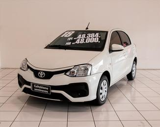 Toyota ETIOS ETIOS HATCH XS 15 AT 17/18