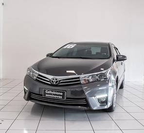 Toyota COROLLA COROLLA XEI A/T 2.0L FFV 16/17