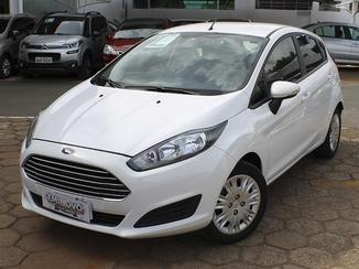 Ford FIESTA 1.6 SE STYLE HATCH 16V FLEX 4P MANUAL