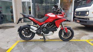 Ducati MULTISTRADA 1200 S   TOURING