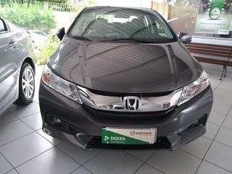 Honda City EXL 1.5 CVT