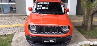 Jeep RENEGADE 1.8 16V FLEX 4P MANUAL