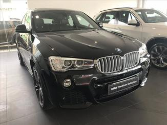 BMW X4 3.0 M Sport 35I 4X4 24V Turbo
