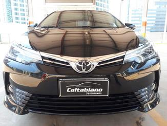 Toyota COROLLA COROLLA XRS A/T 2.0L FFV 18/19