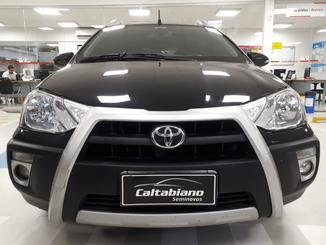 Toyota ETIOS ETIOS HATCH CROSS AT 16/17