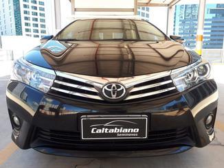 Toyota COROLLA COROLLA ALTIS A/T 2.0L FFV 16/17