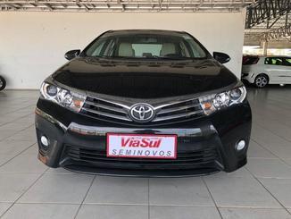 Toyota Corolla Altis 2.0 16V Cvt Flex