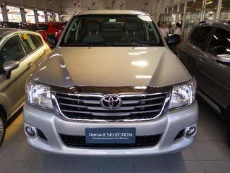Toyota Hilux Cd Sr 4X2 2.7 16V/2.7 Flex Aut.