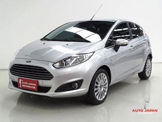 Ford Fiesta Titanium 1.6 16V Flex Aut.