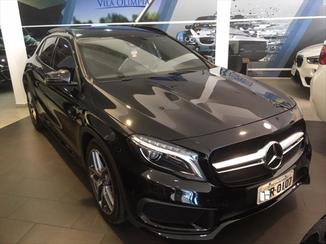 Mercedes Benz GLA 45 AMG 2.0 16V Turbo