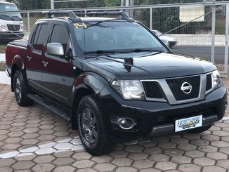 Nissan FRONTIER 2.5 SV ATTACK 4X2 CD TURBO ELETRONIC DIESEL 4P MANUAL