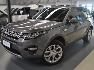 Land Rover DISCOVERY SPORT 2.0 16V TD4 TURBO DIESEL HSE 4P AUTOMÁTICO