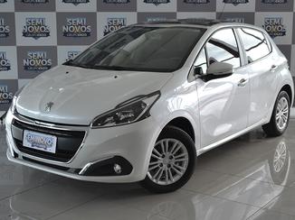 Peugeot 208 1.6 ALLURE 16V FLEX 4P AUTOMÁTICO