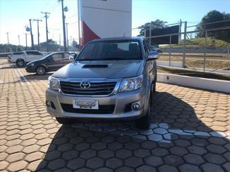 Toyota HILUX 3.0 SRV 4X4 CD 16V TURBO INTERCOOLER DIESEL 4P AUTOMÁTICO