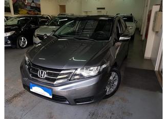 Honda City Ex 1.5 16V Flex Aut. 4P