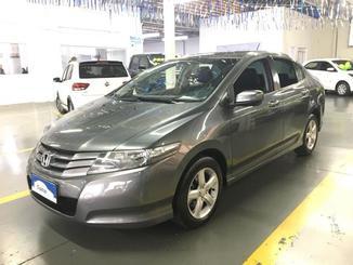 Honda City Lx 1.5 16V Flex 4P