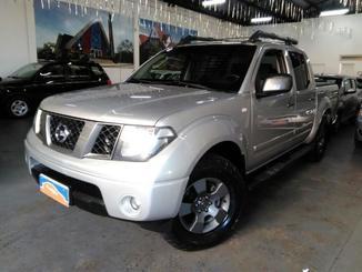 Nissan Frontier Se Attack 2.5 4X4 Ca 4P